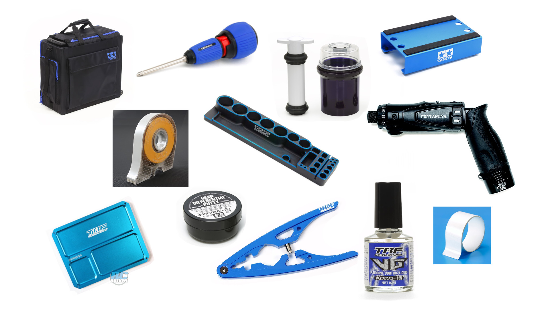 12 Super Useful Tamiya Items That You Didn't Know About