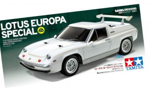 Tamiya Lotus Europa Special With M-06 Chassis