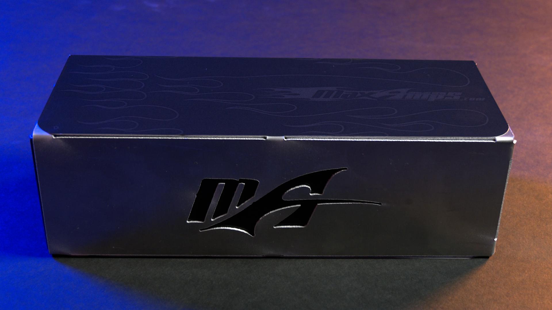 MaxAmps Metal MaxBox For LiPo Battery Packs