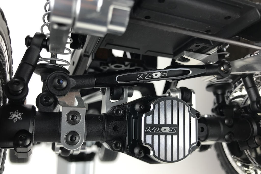 CEN Racing KAOS Panhard Bar & Steering Tie Rod Sets
