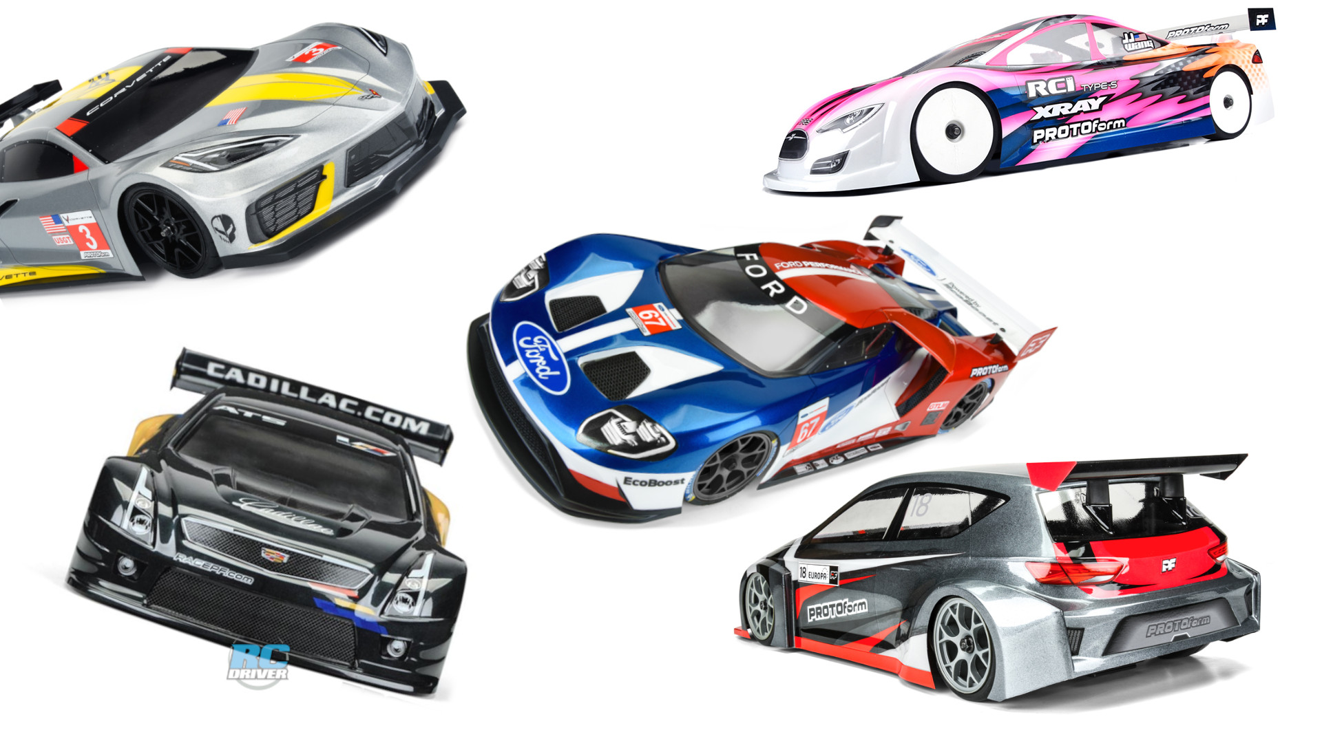 10 Race-Winning Touring Car Bodies From PROTOform
