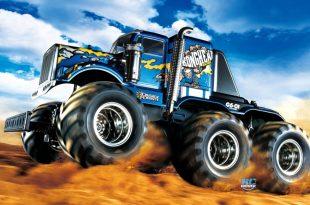 6 Cool Hop-Ups For the 6x6 Tamiya Trucks