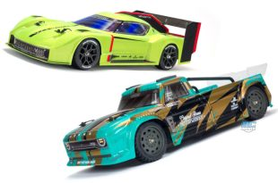 Arrma Vendetta And Infraction 4X4 Mega RTR Vehicles Announced