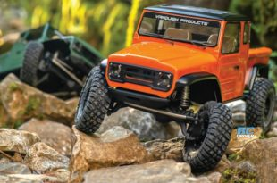 Vanquish Products VS4-10 Phoenix Portal High Performance 4WD Truck